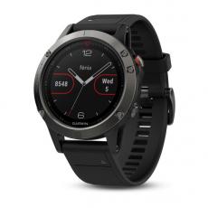 Fenix 5 Slate GPS WatchSEA [010-01688-50] - Gray