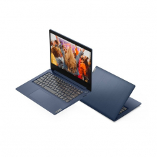 NOTEBOOK LENOVO IDEAPAD 3 14IGL05 (CELERON N4020, 4GB, 256GB SSD, WIN10+OHS 2019, 14INCH) [81WH0046ID] ABYSS BLUE