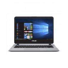 A407UF-BV501T (I5, 4GB, 256GB SSD, NVIDIA 2GB, WIN10, 14IN) [90NB0J91-M00820] STAR GREY