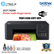 BROTHER DCP-T420 REFILL TANK PRINTER