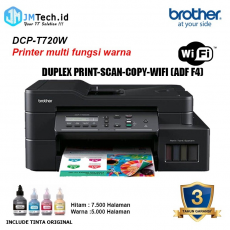BROTHER DCP-T720DW INK TANK PRINTER