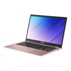 ASUS E410MA-BV453TS (N4020, 4GB, 512GB SSD, WIN10+OHS 2019, 14INCH) [90NB0Q14-M13750] ROSE PINK