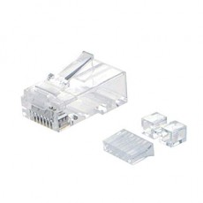 Connector UTP RJ45 - CAT 6 (50 Pcs)