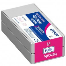 Ink Cartridge GJIC4 Magenta [C13S020561]