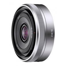 Lens E 16mm F2.8 [SEL16F28]