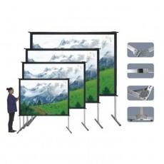 Screen Projector Fast Fold [FAS-6040FR] (SEAMLESS)