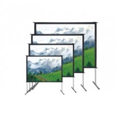 Screen Projector Fast Fold [FAS-6040FR] (SEAMED)