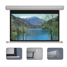Deluxe Motorized Screen 96 Inch [DMR-2424]