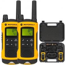 HT WALKIE TALKIE MOTOROLA JARAK JAUH RADIO HT TLKR T80 EXTREME [TLKR T80]