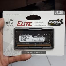 TEAM ELITE SODIMM DDR4 PC21300 2666MHZ 4GB