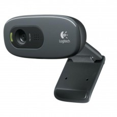 C270 HD + MONO HEADSET WEBCAM [960-000627]