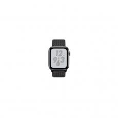 APPLE Watch Nike+ Series 4GPS, 44mm Space Gray Aluminum Case with Black Nike Sport Loop [MU7J2ID/A]