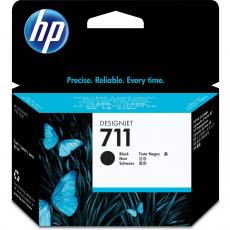 711 38-ML BLACK INK CARTRIDGE [CZ129A]
