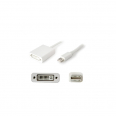 APPLE MINI DISPLAY PORT TO DVI ADAPTER [MB570Z/B]