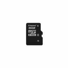 KINGSTON MICRO SDHC 16GB - CLASS 4 [SDC4/16GB]