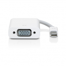 APPLE MINI DISPLAYPORT TO VGA ADAPTER [MB572ZA/B]