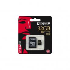 KINGSTON MICRO SDHC 32GB CLASS 10 [SDCA10/32GB]