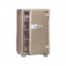 UCHIDA BRANKAS FIRE PROOF SAFE BK [BK-265 CHANGEABLE]