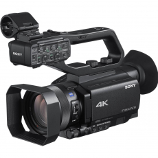 SONY Professional Camcorder 4K NXCAM [HXR-NX80]