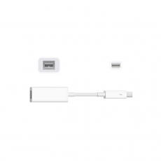 APPLE THUNDERBOLT TO FIREWIRE ADAPTER [MD464ZM/A]