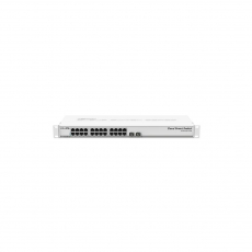 MIKROTIK Routerboard CSS326-24G-2S+RM [CSS326-24G-2S+RM]