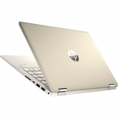 HP PAVILION 14-CE3012TX (I7, 8GB, 512GB SSD, WIN 10, 14 INCH) [8LX49PA] GOLD