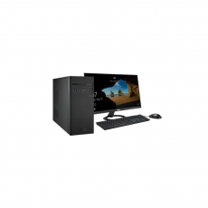 ASUS PC S340MC-I58400059T (I5, 4GB, 1TB, NVIDIA 2GB, WIN10, 18.5IN) [90PF01C1-M05710]
