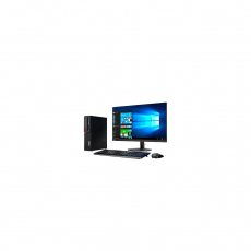 M710T-0YIF Desktop (i7, 4GB, 1TB, Win10Pro, 19.5in) [10M9A00YIF]