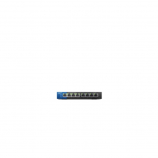8 Port Business Desktop Gigabit PoE+ Switch [LGS108P-AP]