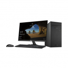 ASUS PC D340MC-I78700011T (I7, 4GB, 1TB, NVIDIA 2GB, WIN10, 18.5IN) [90PF01C1-M06380]