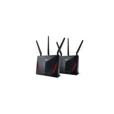 ASUS AIMESH AC2900 WIFI SYSTEM (RT-AC86U 2 PACK)