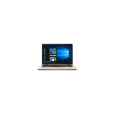 A405UQ-BV307T (i5, 8GB, 1TB HDD+128GB SSD, NVIDIA 2GB, Win10, 14in) Gold