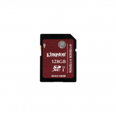 KINGSTON SDXC 128GB CLASS 10 [SDA3/128GB]