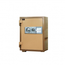 UCHIDA BRANKAS FIRE PROOF SAFE BK [BK-195 CHANGEABLE]