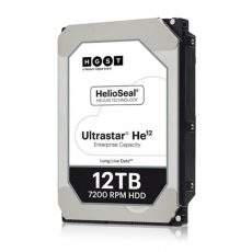 3.5IN 26.1MM 12TB 256MB 7200RPM SAS ULTRA 512E TCG P3 DC HC520 [HUH721212AL5201]