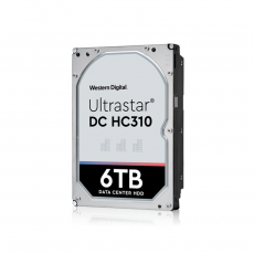3.5IN 26.1MM 6TB 256MB 7200RPM SAS ULTRA 512E TCG P3 DC HC310 [HUS726T6TAL5201]
