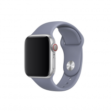 APPLE WATCH BAND 4MM SPORT BAND [MTPP2FE/A] LAVENDER GRAY