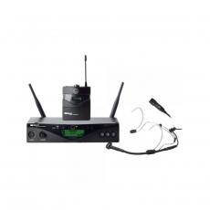 AKG HARMAN WIRELESS MICROPHONE SYSTEM 470 [WMS470 PRES SET]