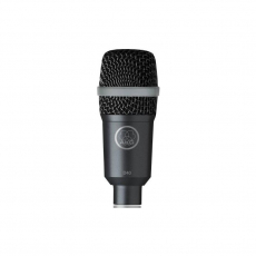 AKG D40 INSTRUMENT MICROPHONE [D40] BLACK