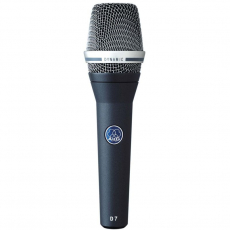AKG D7 HANDHELD VOCAL MICROPHONE [D7] DARK BLUE