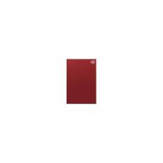 BACKUP PLUS SLIM RED 4TB [STHP4000403]