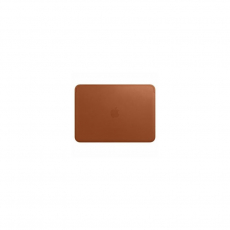 APPLE MQG12FE/A LEATHER SLEEVE 12-INCH MACBOOK [MQG12FE/A] SADDLE BROWN