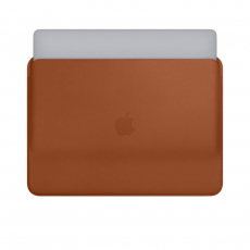 APPLE LEATHER SLEEVE FOR 15 INCH MACHBOOK PRO [MRQV2FE/A] SADDLE BROWN