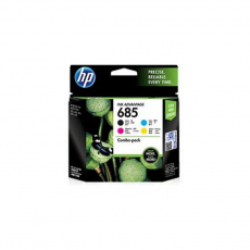 685 CMYK Ink Cartridge PVP Pack [J3N05AA]