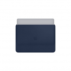 APPLE MRQL2FE/A LEATHER SLEEVE FOR 13 INCH MACBOOK PRO [MRQL2FE/A] MIDNIGHT BLUE
