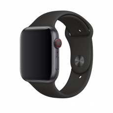 APPLE 44MM SPORT BAND S/M & M/L [MTPL2FE/A] BLACK
