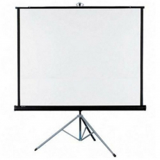 PIXEL TRIPOD SCREEN PROJECTOR 70 X 70 PIXEL