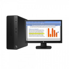 280 G3 SFF (i3, 4GB, 1TB, Win10Pro, 18.5in) [4KU64PA-W10Pro]