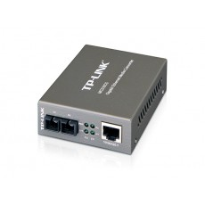 Gigabit Ethernet Media Converter RJ-45 to FO [MC210CS]