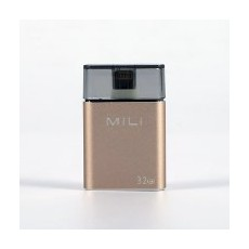 iPhone Flash Drive with USB 32GB [GT-003-32G-RoseG] Rose Gold